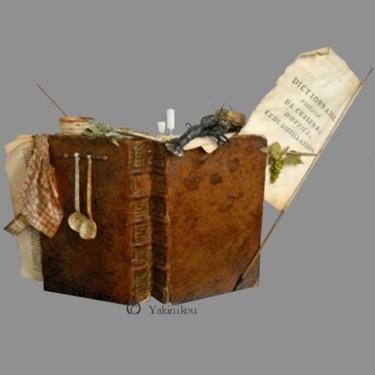 """""""Dictionnaire portatif de cuisine..."""""""