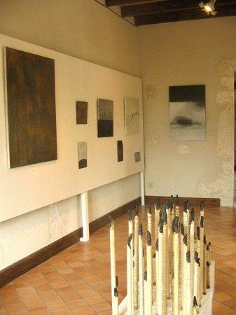 EXPOSITION A LA MAISON DES ARTISTES 15 au 31 AOUT 2008