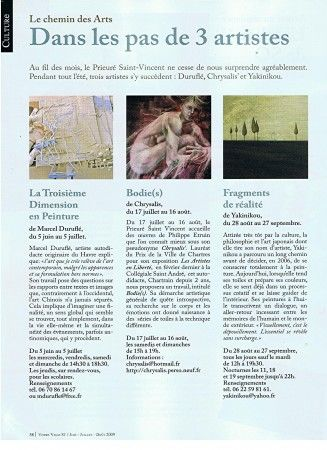 CHARTRES Exposition